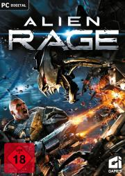 Cover von Alien Rage