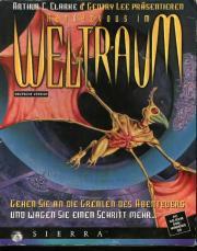 Cover von Rendezvous im Weltraum
