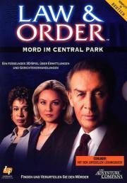 Cover von Law & Order - Mord im Central Park