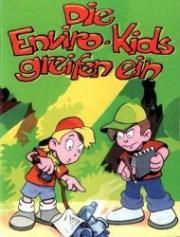 Cover von Die Enviro-Kids greifen ein