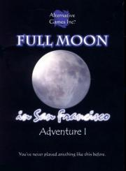 Cover von Full Moon in San Francisco
