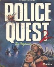 Cover von Police Quest 2 - The Vengeance