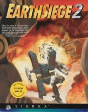 Cover von EarthSiege 2