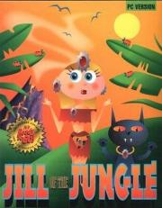 Cover von Jill of the Jungle