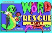 Cover von Word Rescue