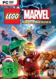 Cover von Lego Marvel Super Heroes