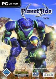 Cover von PlanetSide