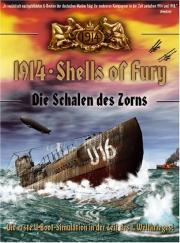 Cover von 1914: Shells of Fury - Die Schalen des Zorns