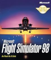 Cover von Flight Simulator 98