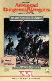 Cover von Death Knights of Krynn