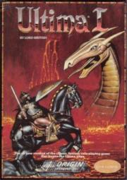 Cover von Ultima 1 - The First Age of Darkness