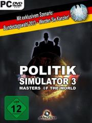 Cover von Politiksimulator 3 - Masters of the World