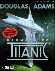Cover von Raumschiff Titanic
