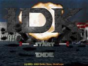 Cover von IDK - Inseln des Krieges