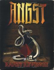Cover von Angst - Rahz's Revenge