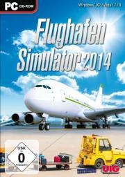 Cover von Flughafen Simulator 2014