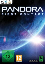 Cover von Pandora - First Contact