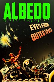 Cover von Albedo - Eyes from Outer Space