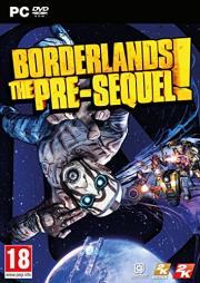 Cover von Borderlands - The Pre-Sequel!