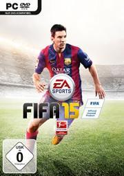Cover von FIFA 15