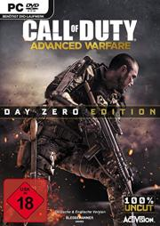 Cover von Call of Duty - Advanced Warfare