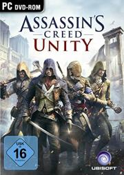 Cover von Assassin's Creed - Unity