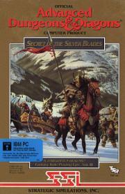 Cover von Secret of the Silver Blades
