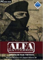 Cover von ALFA - Antiterror