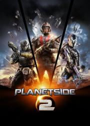 Cover von PlanetSide 2