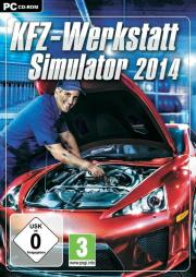 Cover von Kfz-Werkstatt Simulator 2014