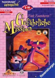 Cover von Pink Panthers gefährliche Mission