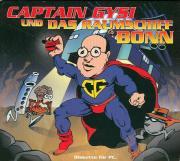 Cover von Captain Gysi und das Raumschiff Bonn