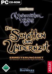 Cover von Neverwinter Nights - Der Schatten von Undernzit