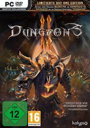 Cover von Dungeons 2