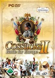 Cover von Cossacks 2 - Battle for Europe
