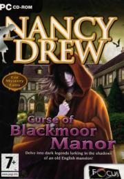 Cover von Nancy Drew - Curse of Blackmoor Manor