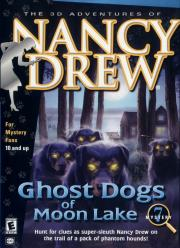 Cover von Nancy Drew - Ghost Dogs of Moon Lake