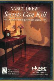 Cover von Nancy Drew - Secrets Can Kill