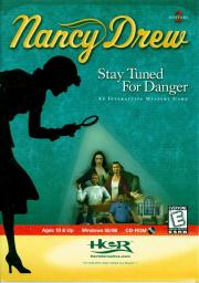 Cover von Nancy Drew - Stay Tuned for Danger