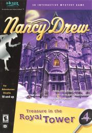 Cover von Nancy Drew - Treasure in the Royal Tower