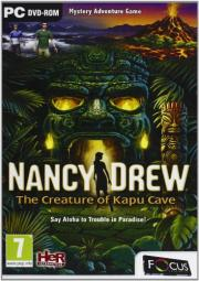 Cover von Nancy Drew - The Creature of Kapu Cave
