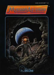 Cover von Mission Asteroid