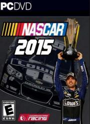 Cover von NASCAR 15