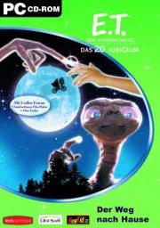 Cover von E.T. - Der Außerirdische: Der Weg nach Hause