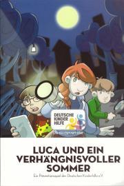 Cover von Luca und ein verhängnisvoller Sommer