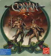 Cover von Conan - The Cimmerian