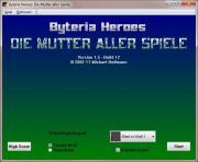 Cover von Byteria Heroes - Die Mutter aller Spiele