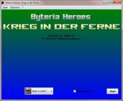 Cover von Byteria Heroes - Krieg in der Ferne