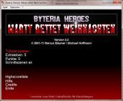 Cover von Byteria Heroes - Marty rettet Weihnachten