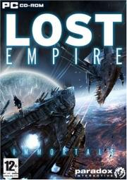Cover von Lost Empire - Immortals